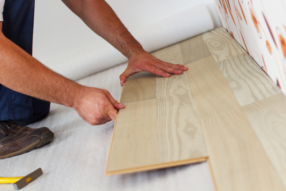 How To Lay Laminate Flooring | Kildare Carpets And Flooring Experts